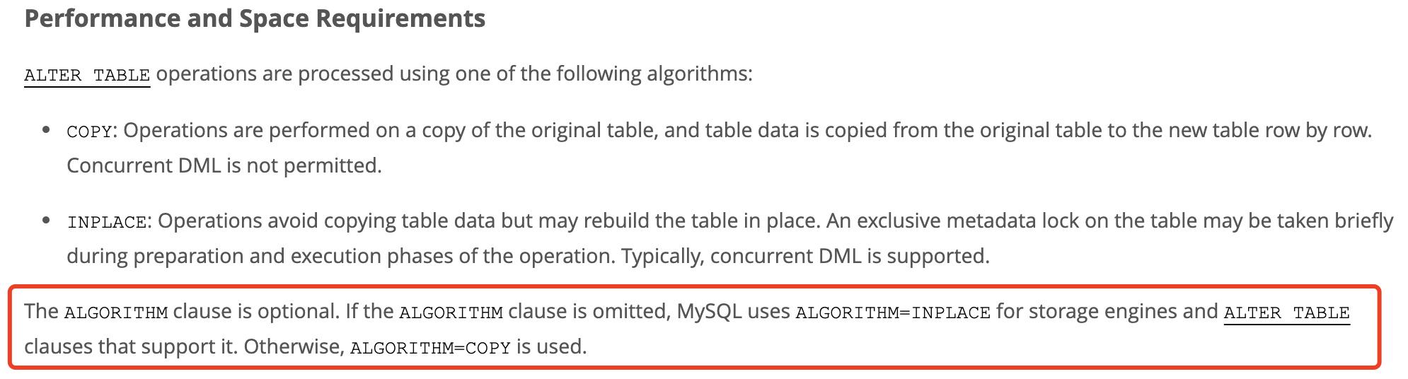 MySQL官网截图